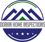 The Doran Home Inspections logo